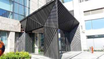 AD Group - VMZINC® Titanyum Çinko Çatı ve Cephe Kaplama Malzemesi