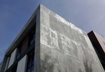CRETOX Beton Panel - Çimento Esaslı Doğal Brüt Beton Dış Cephe Kaplama