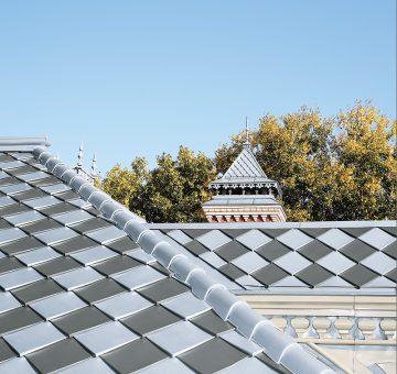 RHEINZINK – Titanyumlu Çinko Çatı Kaplamaları