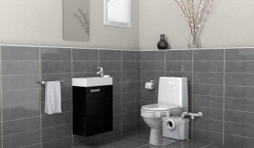 SFA SANIHYDRO - SANITOP WC Öğütücü