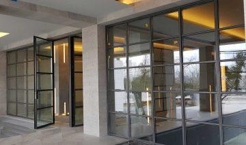 Remak Çelik Kapı Pencere Sistemleri