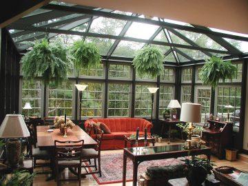 Eliz Cam Sistemleri Dört Mevsim Balkon Keyfi
