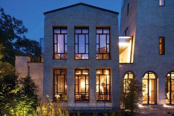 Çelik Profilden Isı Yalıtımlı İnce Pencere Sistemleri – Janisol Arte