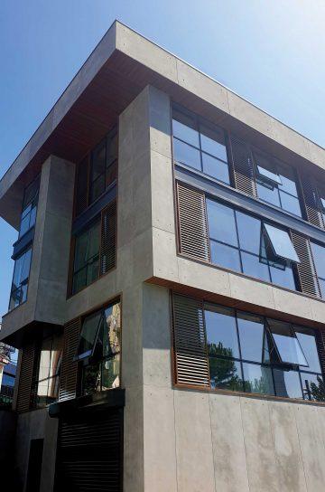 CRETOX® - Doğal Brüt Beton Dış Cephe Kaplamaları ve Brüt Beton Duvar Kaplama Paneli