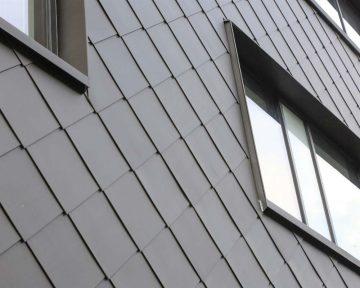 VMZINC® Çatı ve Cephe Pul Kaplamalar