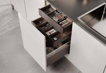"""FLOWBOX Çekmece Sistemleri ile """"Mükemmel Tasarım ve Fonksiyona Dokun"""""""