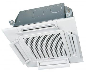 Airflex Kaset Tipi Klimalar, Maksimum Konfor Sunuyor
